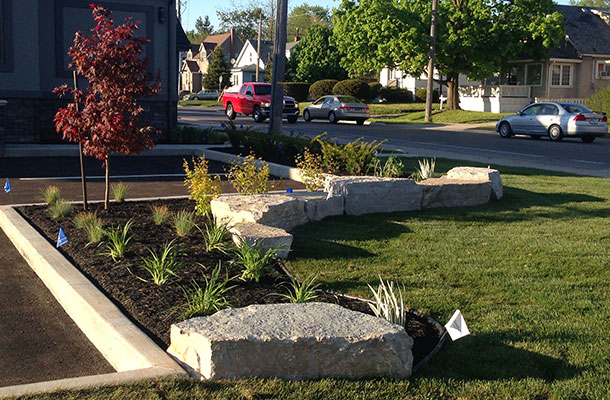 Commercial Property Maintenance Landscape Management Niagara